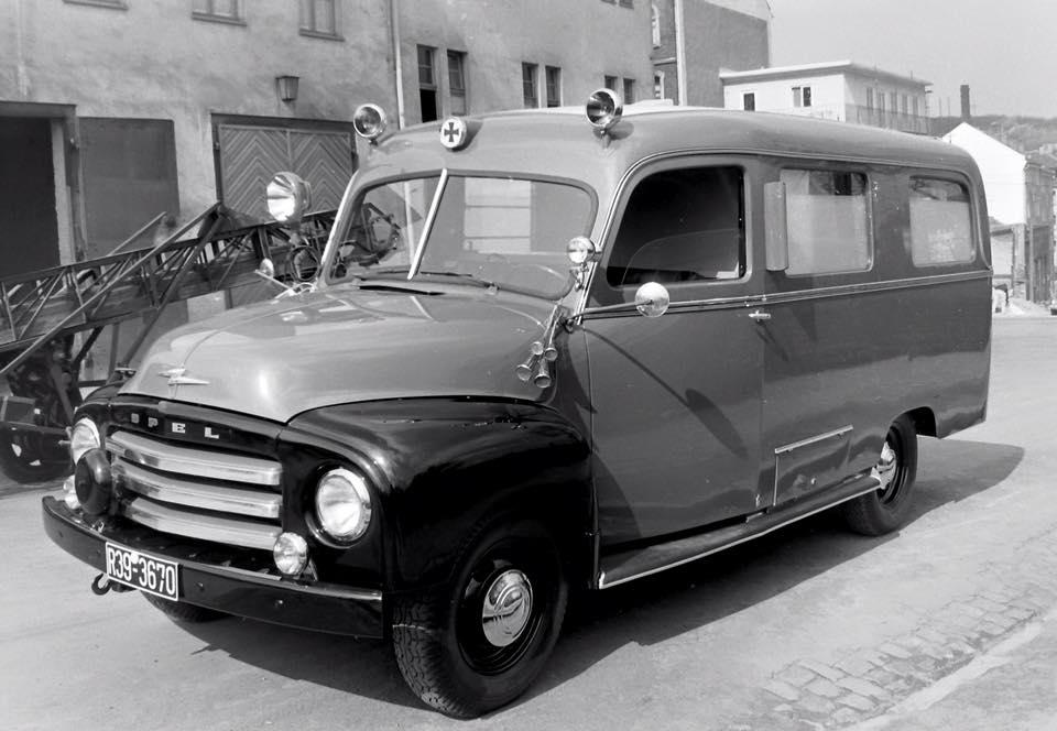 Opel-Blitz--Hagen