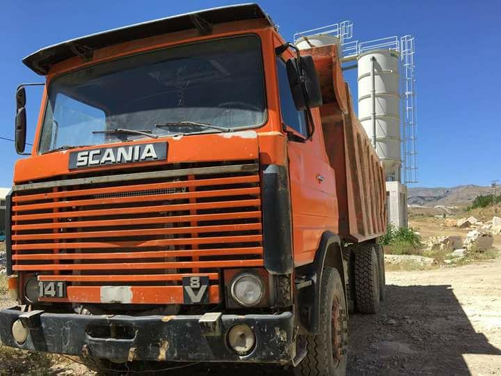 Scania-V8-141-6X4