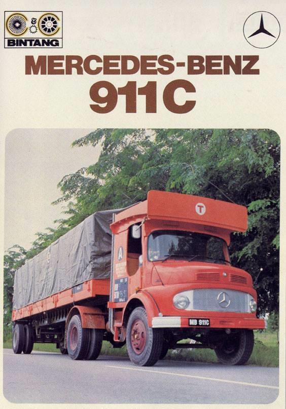 Mercedes-Benz--911-C