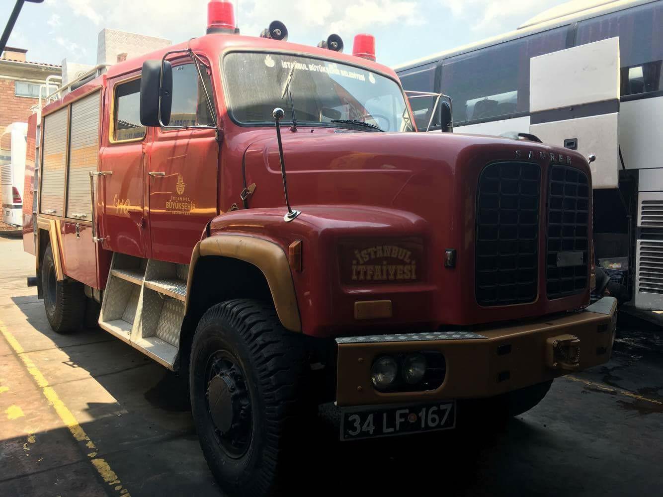 Sauer-brandweer-truck-Istanbul