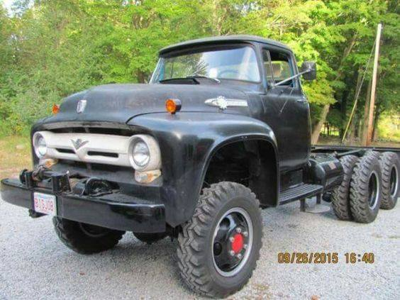 Ford-6X6
