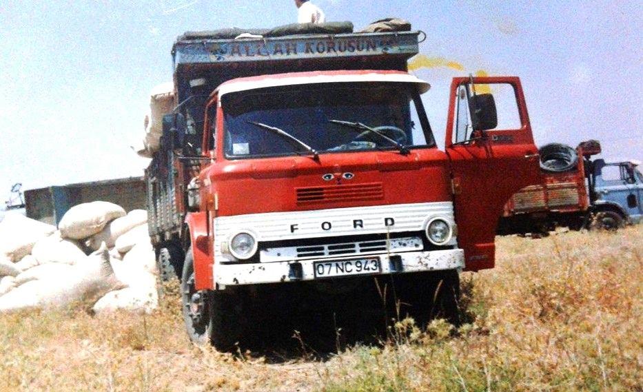 Ford-Diesel