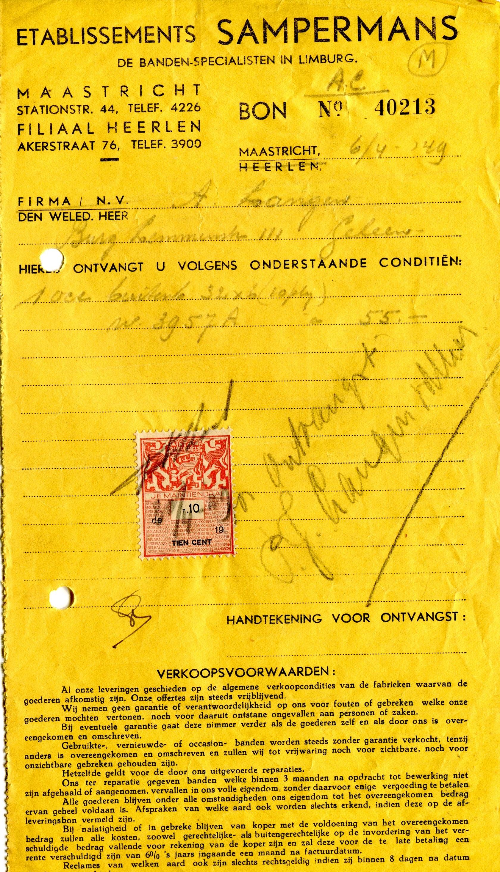 1949-Sampermans-banden