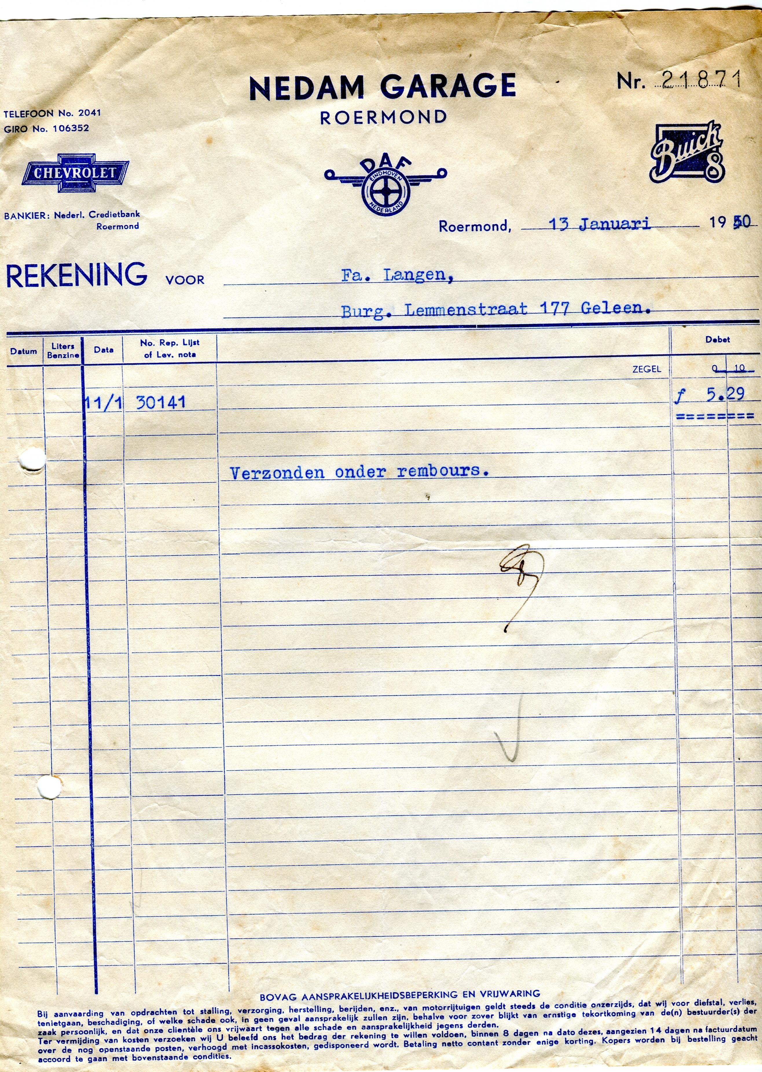 1950-Nedam-onderdelen