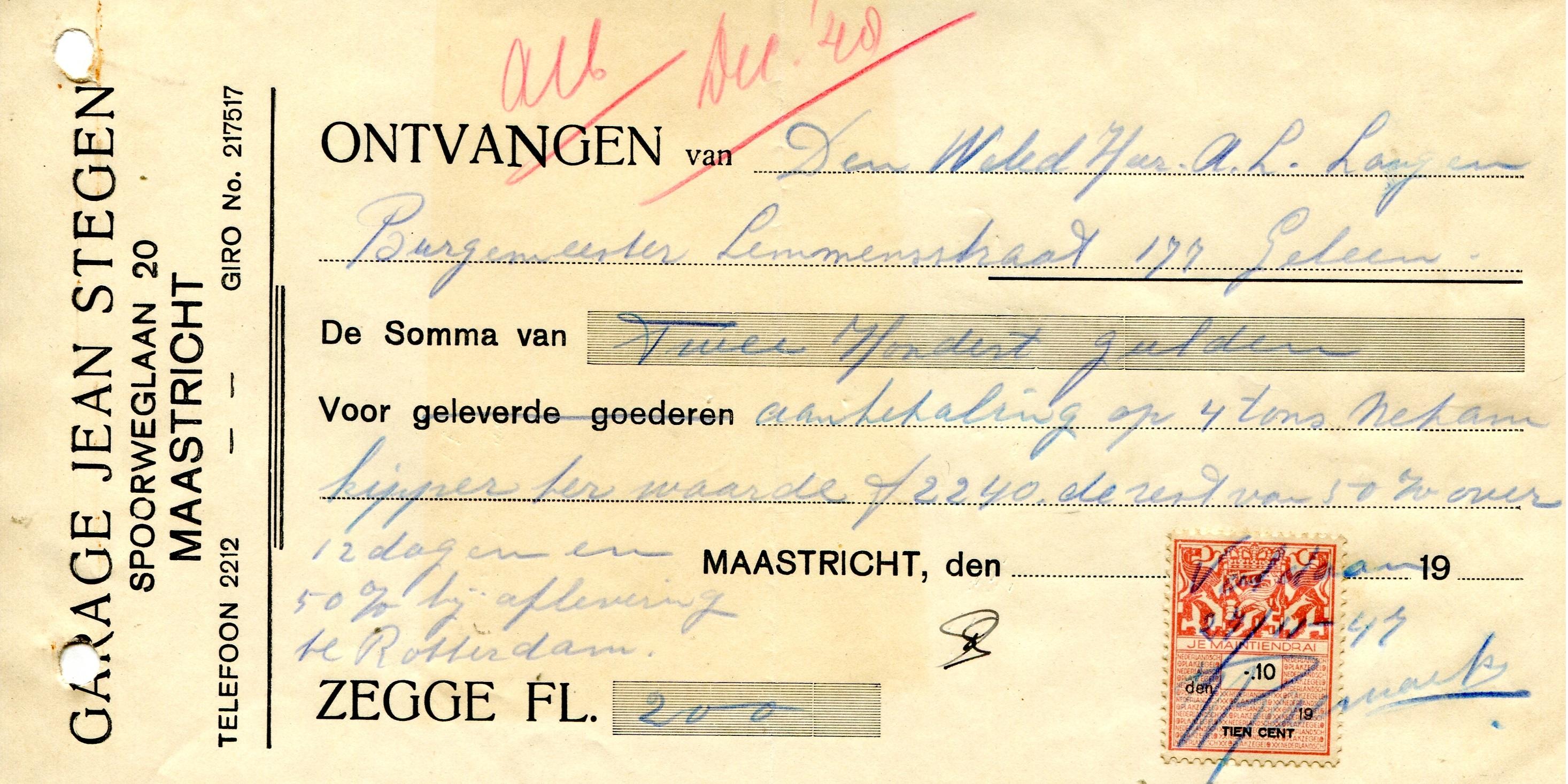 1948-Garage--Stegen-Maastricht