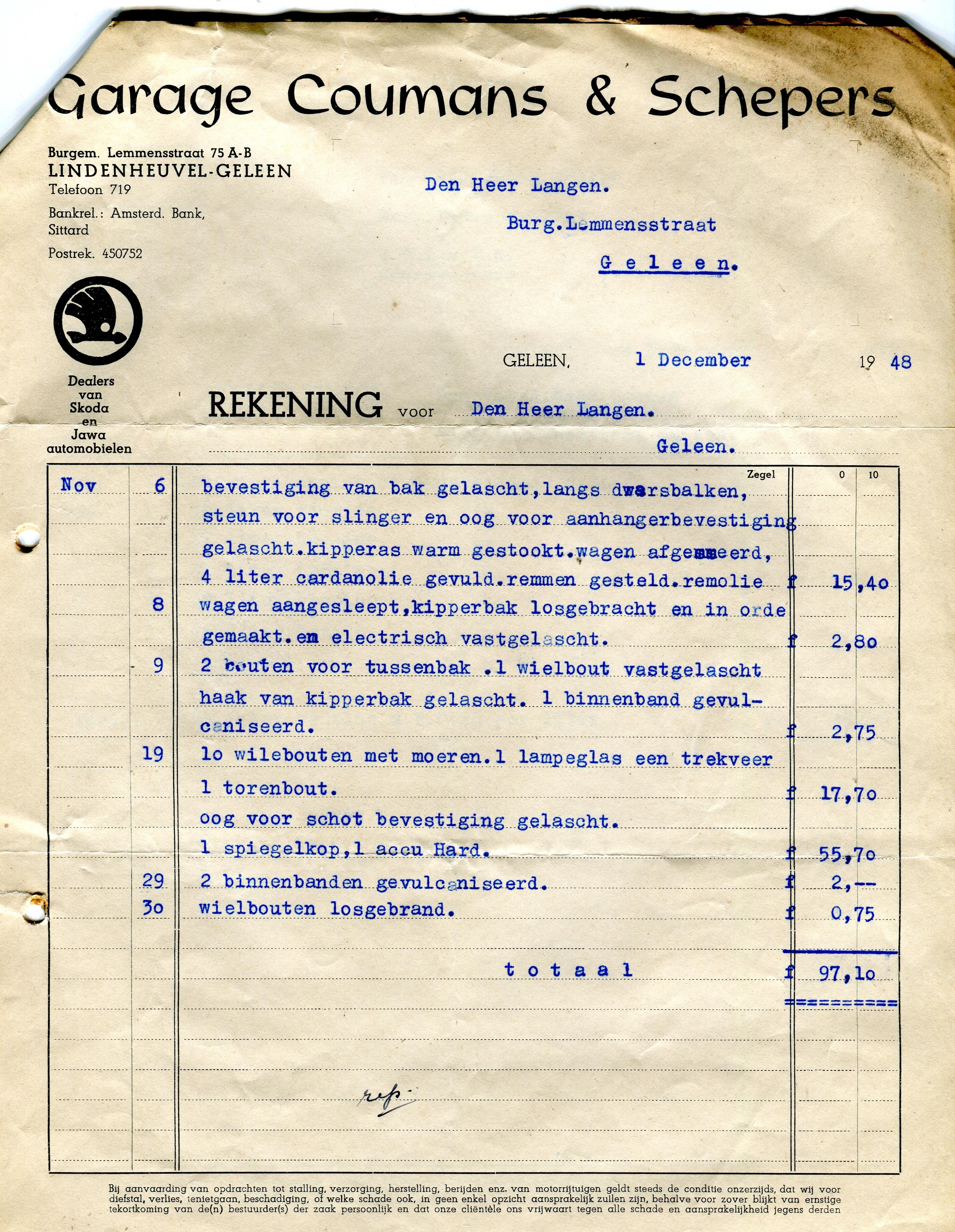 1948-een-van-de-vele-facturen-van-C--S-geleen