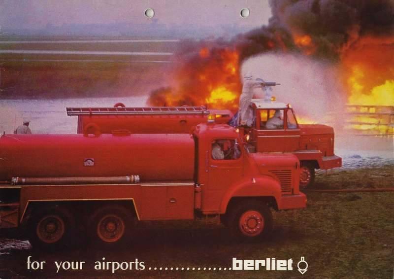 Berliet--Airport