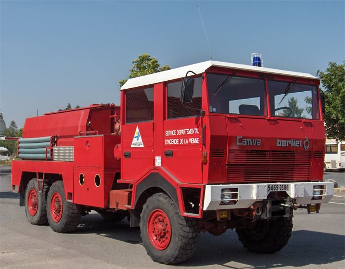 Berliet-Camiva-6X6