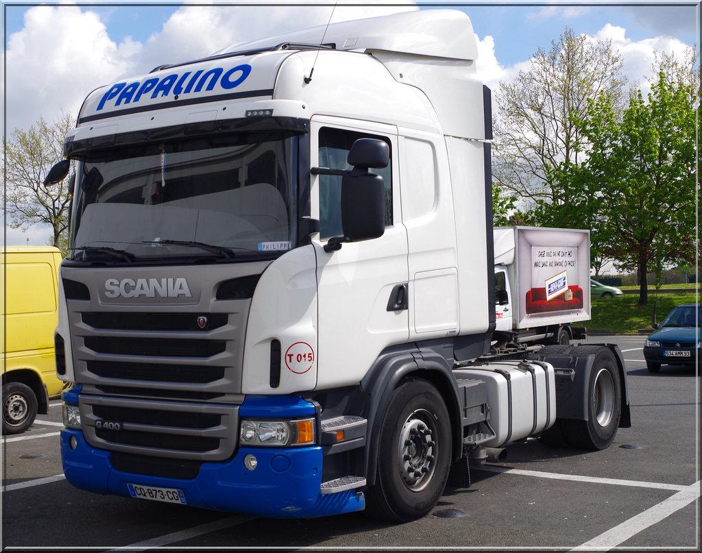 Scania-G-400