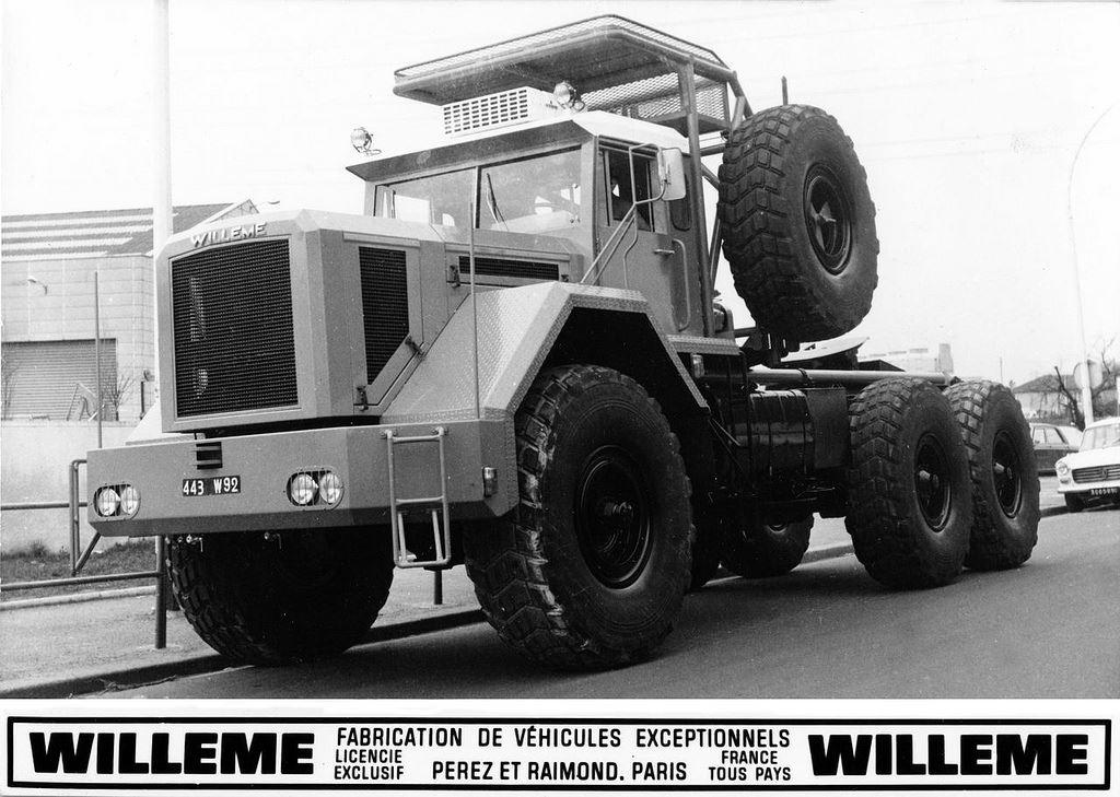 Willeme--6X6