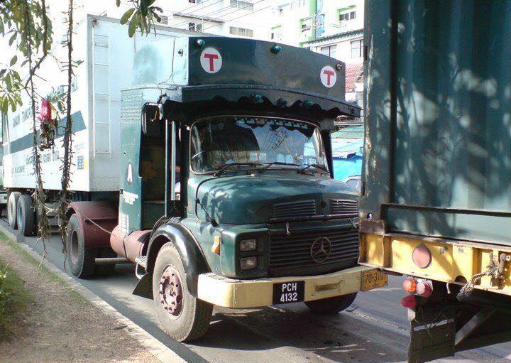 Mercedes-met-slaaphok