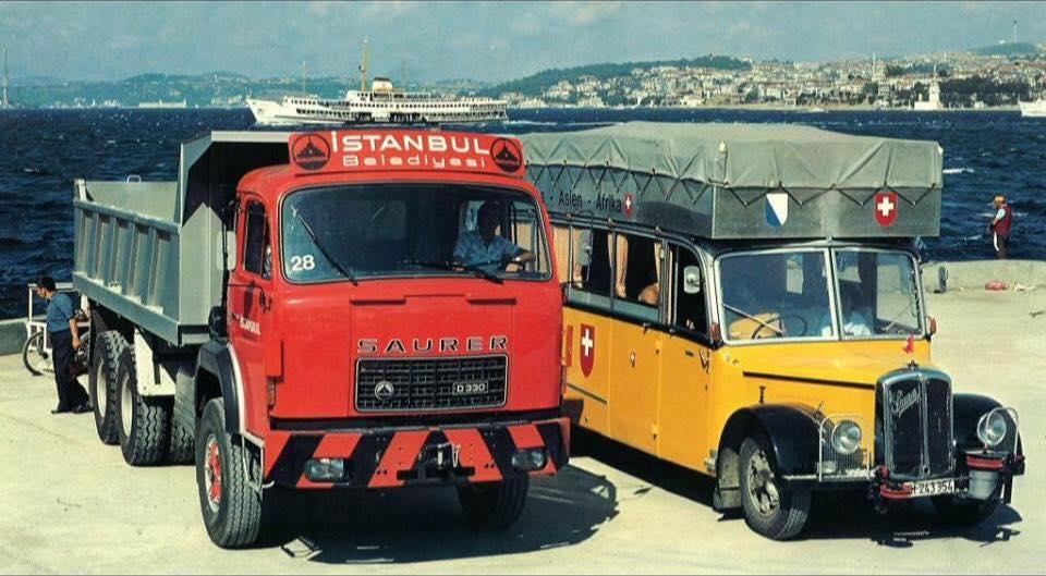 Saurer-Truck-Coach-Istanbul