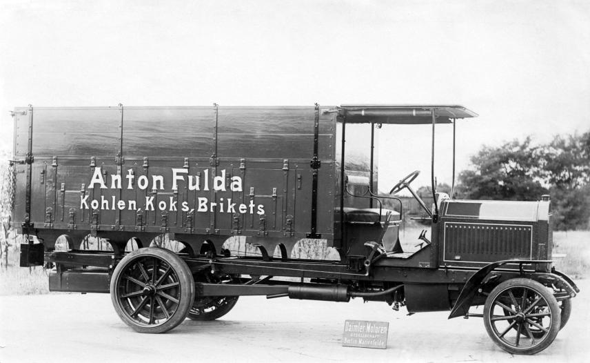 daimler-lastwagen