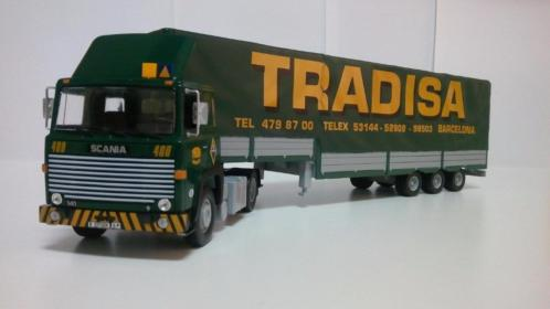 Scania-model