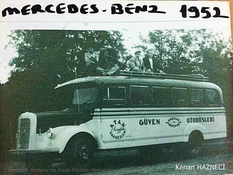 1952-Mercedes-Benz