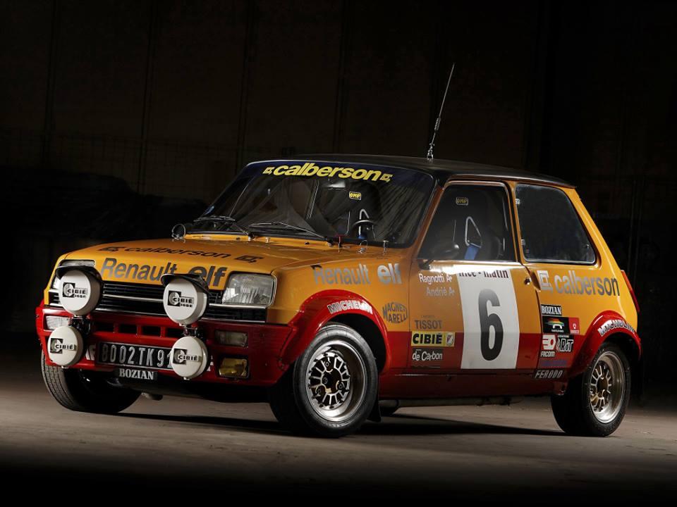 Reanult-5-Alpine-Rally-Car-1977-1