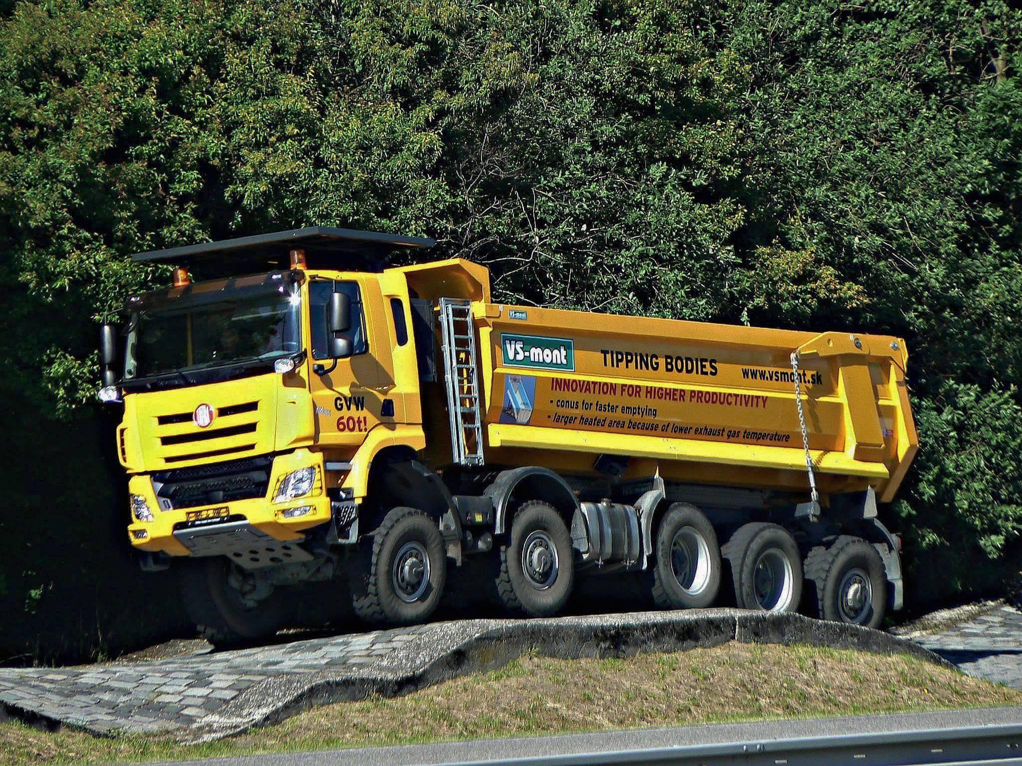 Tatra-60-ton