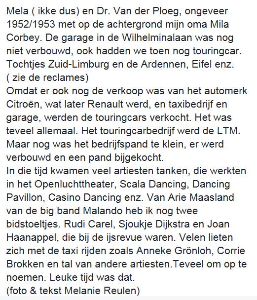 Corbey-historie