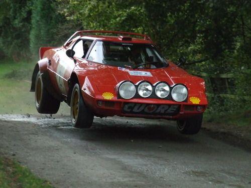 Lancia-Rally