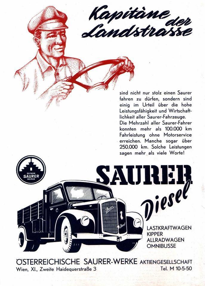 Saurer-Diesel