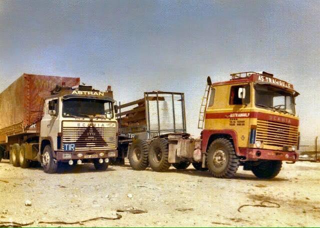 Scania--Astran