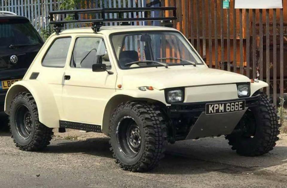 Fiat-Muscle-car