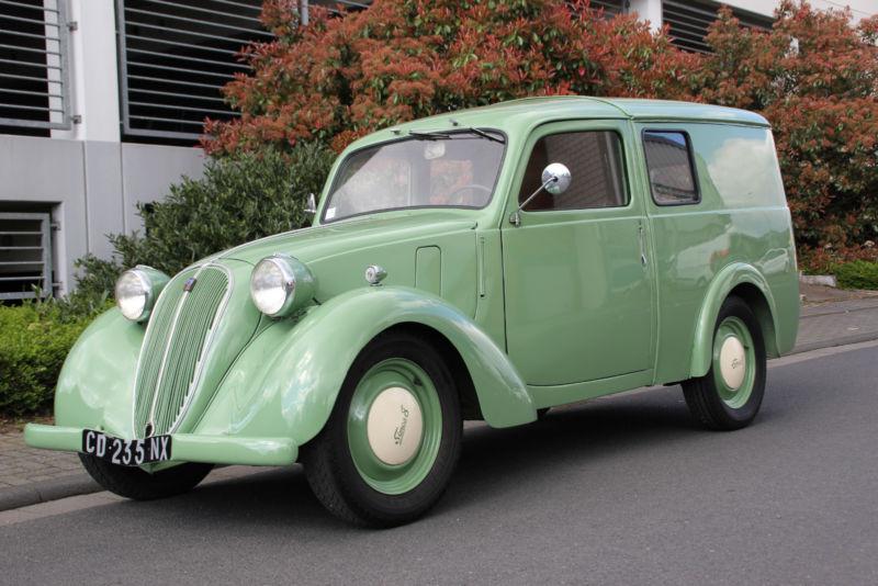 Simca-8-Fourgonette