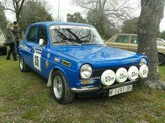 Simca-Rally