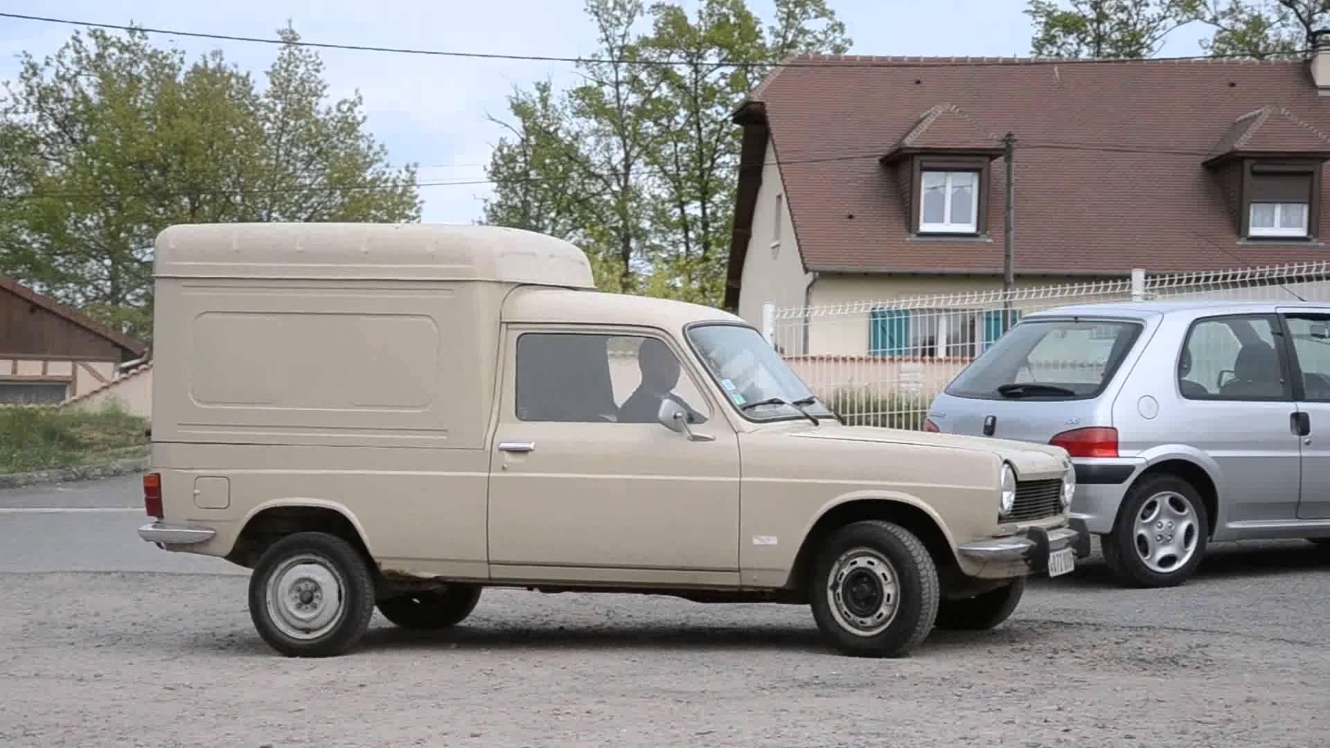 simca-1100-van