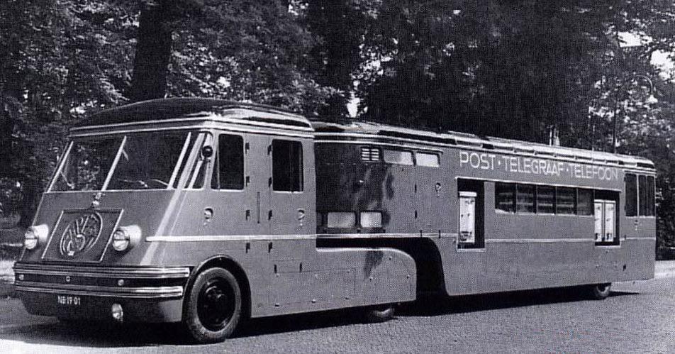 DAF-Mobiel-PTT-kantoor-carr-Medema--1952