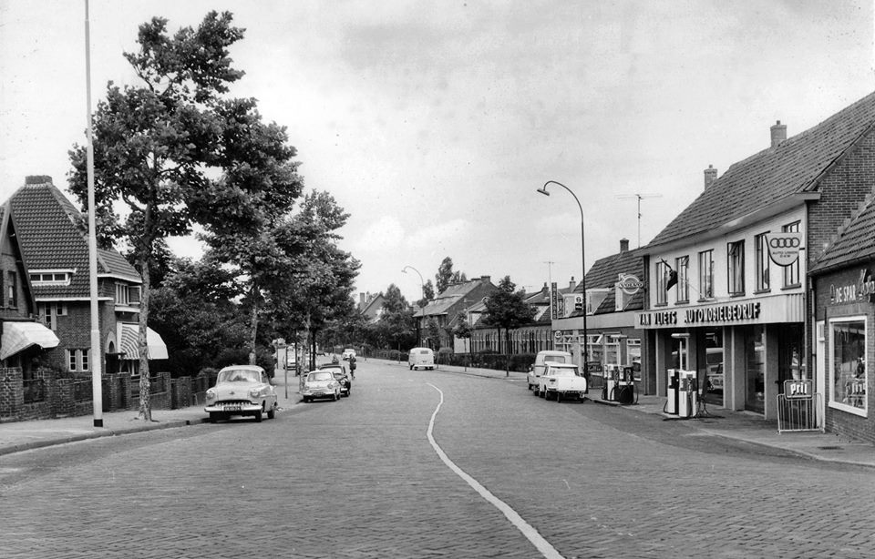 1960-Leidschendam-Van-Vliet-dealer-Volvo-Audi