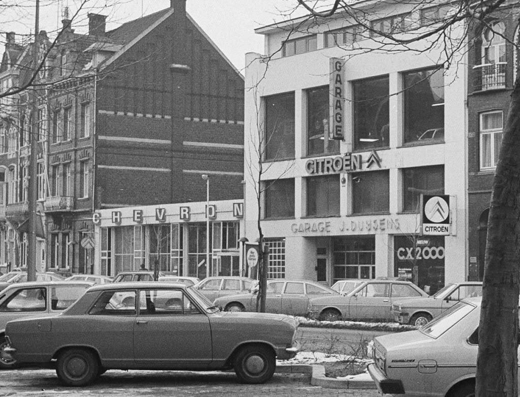 Maastricht-J-Duijsens-Wilhelminasingel-Citroen