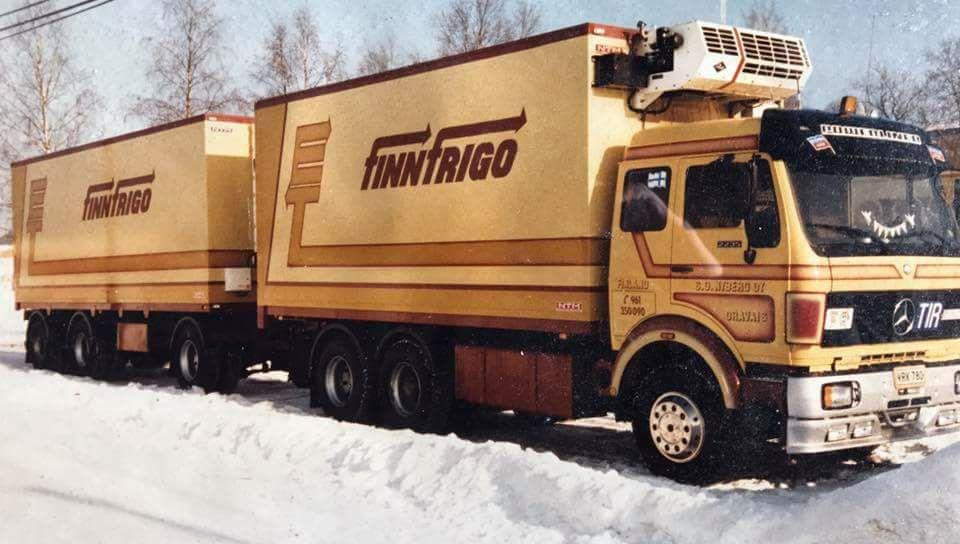 Mercedes-Frigo