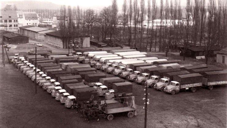 Duitsland-1956-Hellman-Osnabruck