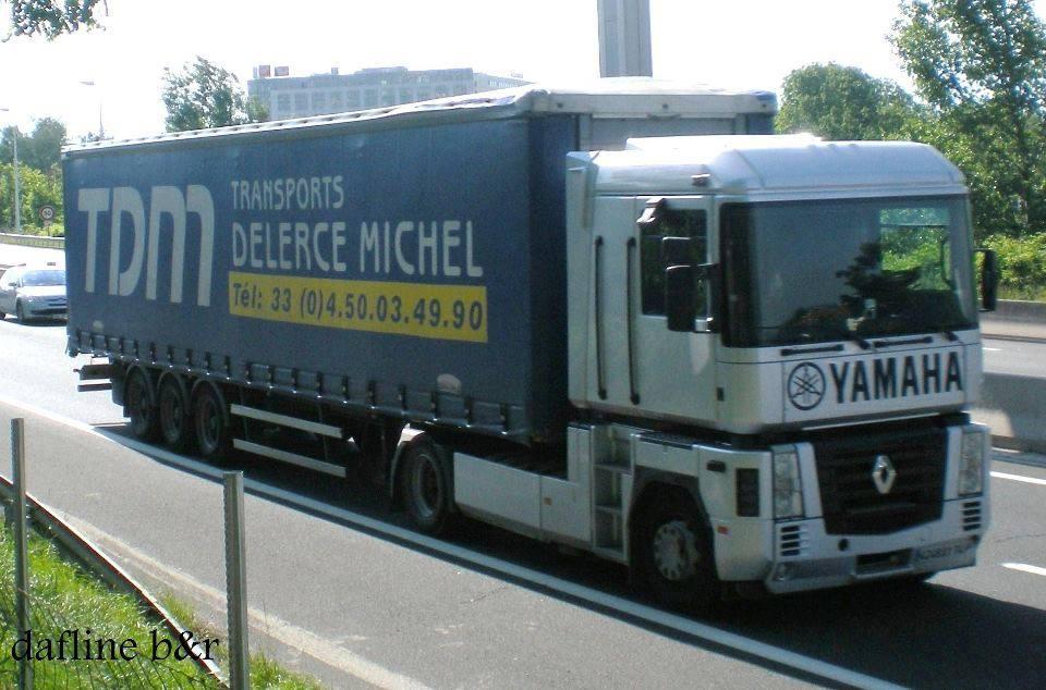 Renault------Magnum