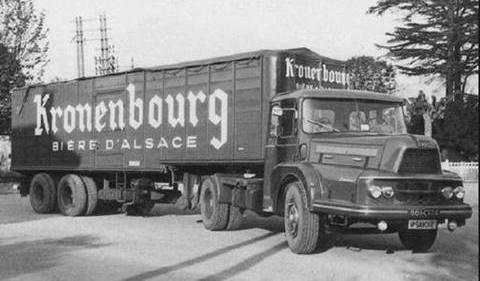BRASSERIE-KRONENBOURG-D-ALSAC-CAMION-UNIC
