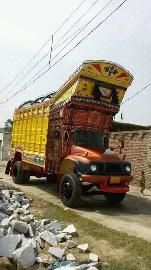 Bedford-Pakistan