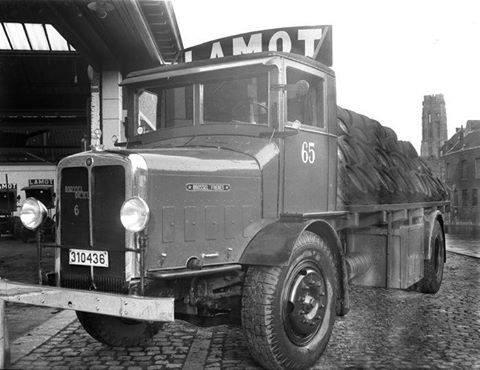 Brossel-bierwagen