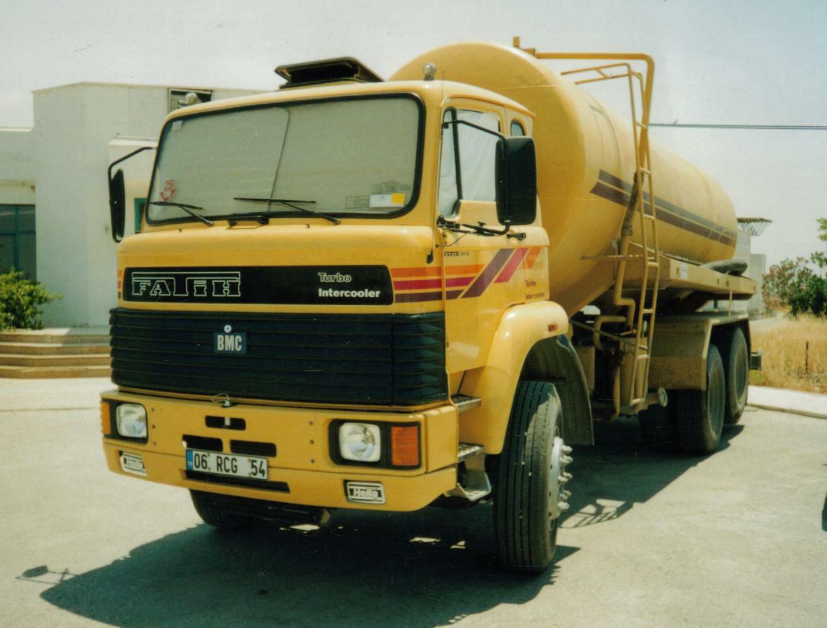 Fatih-Tanker