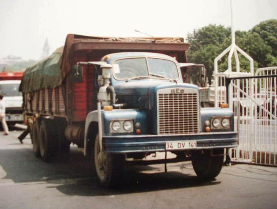 Reo-Truck