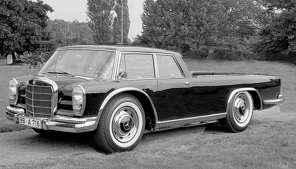 Mercedes-Benz-600