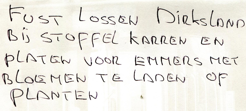 Dirksland-lossen-1