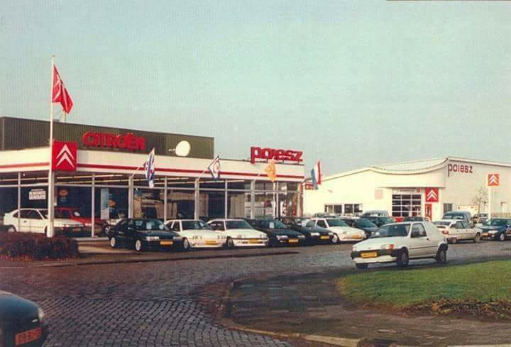 Poiesz-Citroen-dealer-Sneek