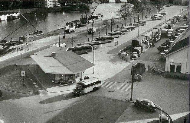 1955-Groningen-Station