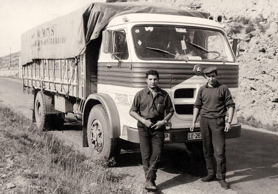 Jose--macias-prada--in-zijn-pegasus-europa-1965