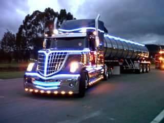 Licht-truck