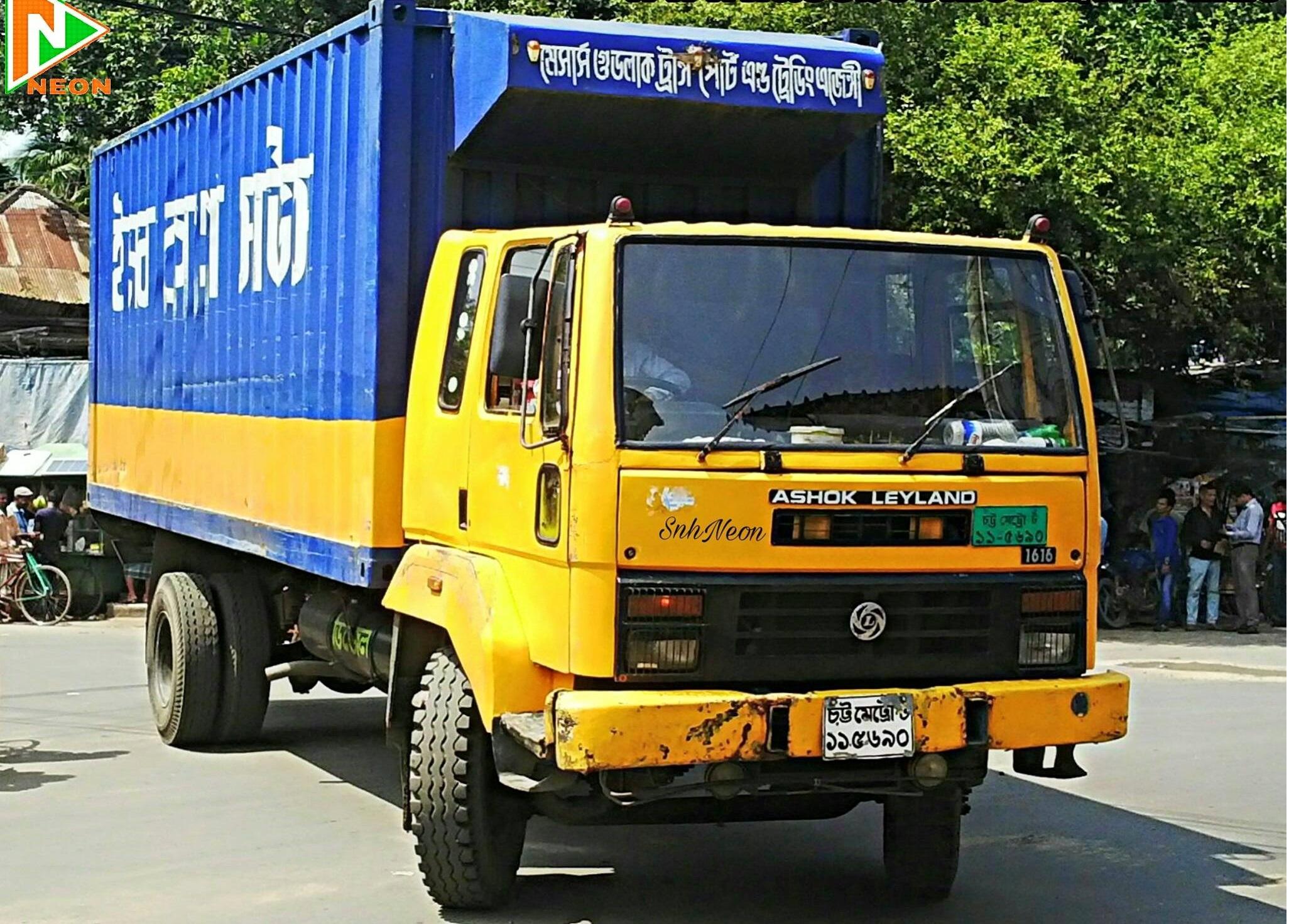 Ashok-Leyland-1616IL-Chittagong-