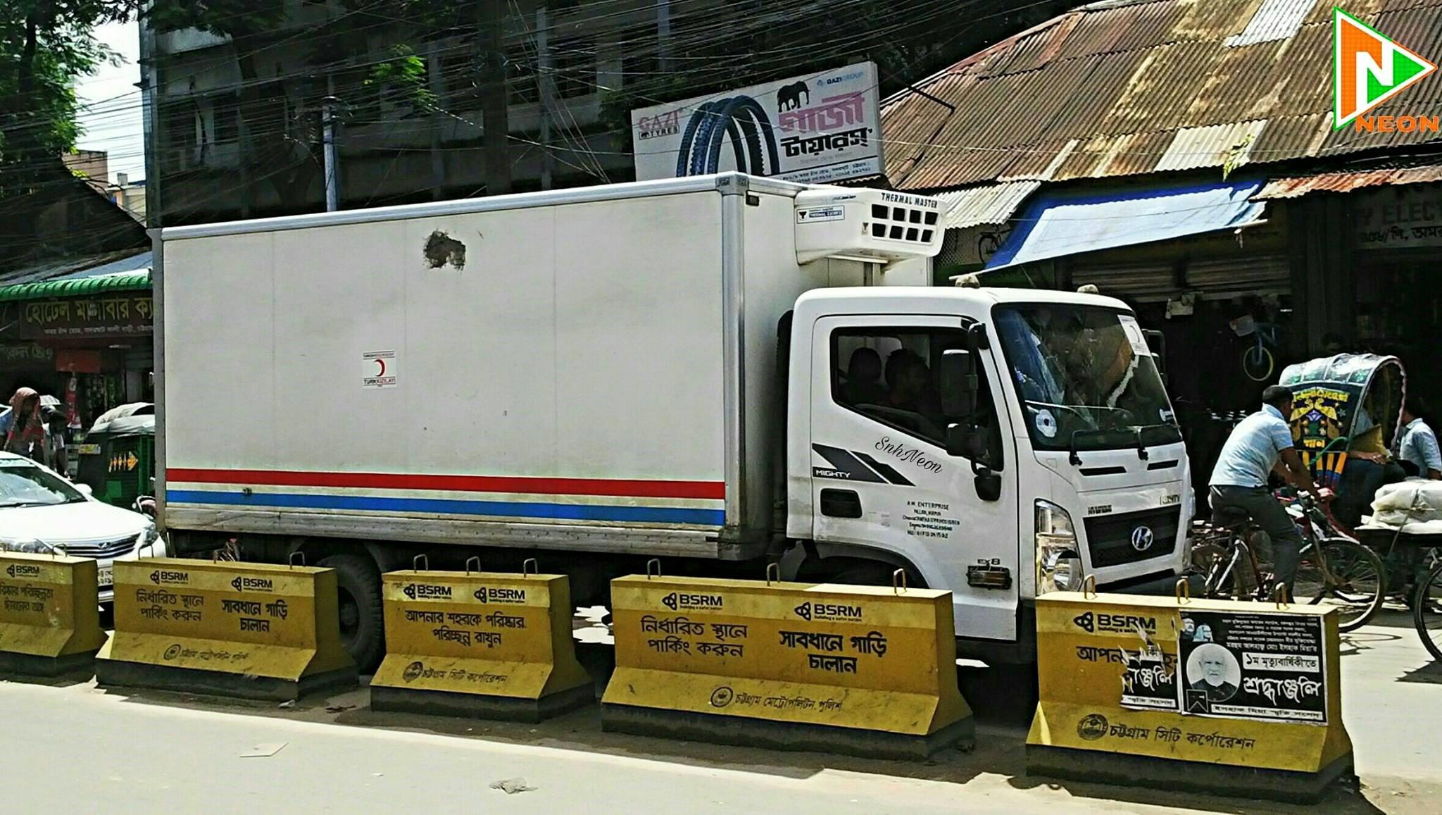 Hyundai-Mighty-Amar-road-Chittagong---