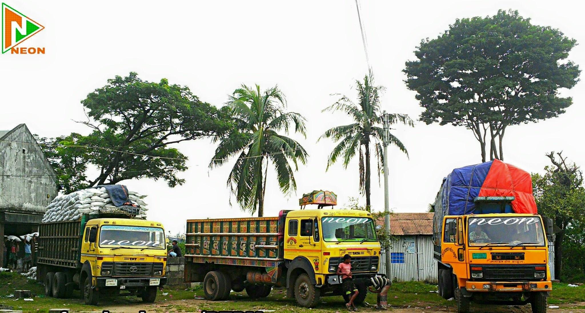 Tata-2516-C-Tata-1615-C-Ashok-Leyland-2516-Il--Sadarghat-Chittagong-