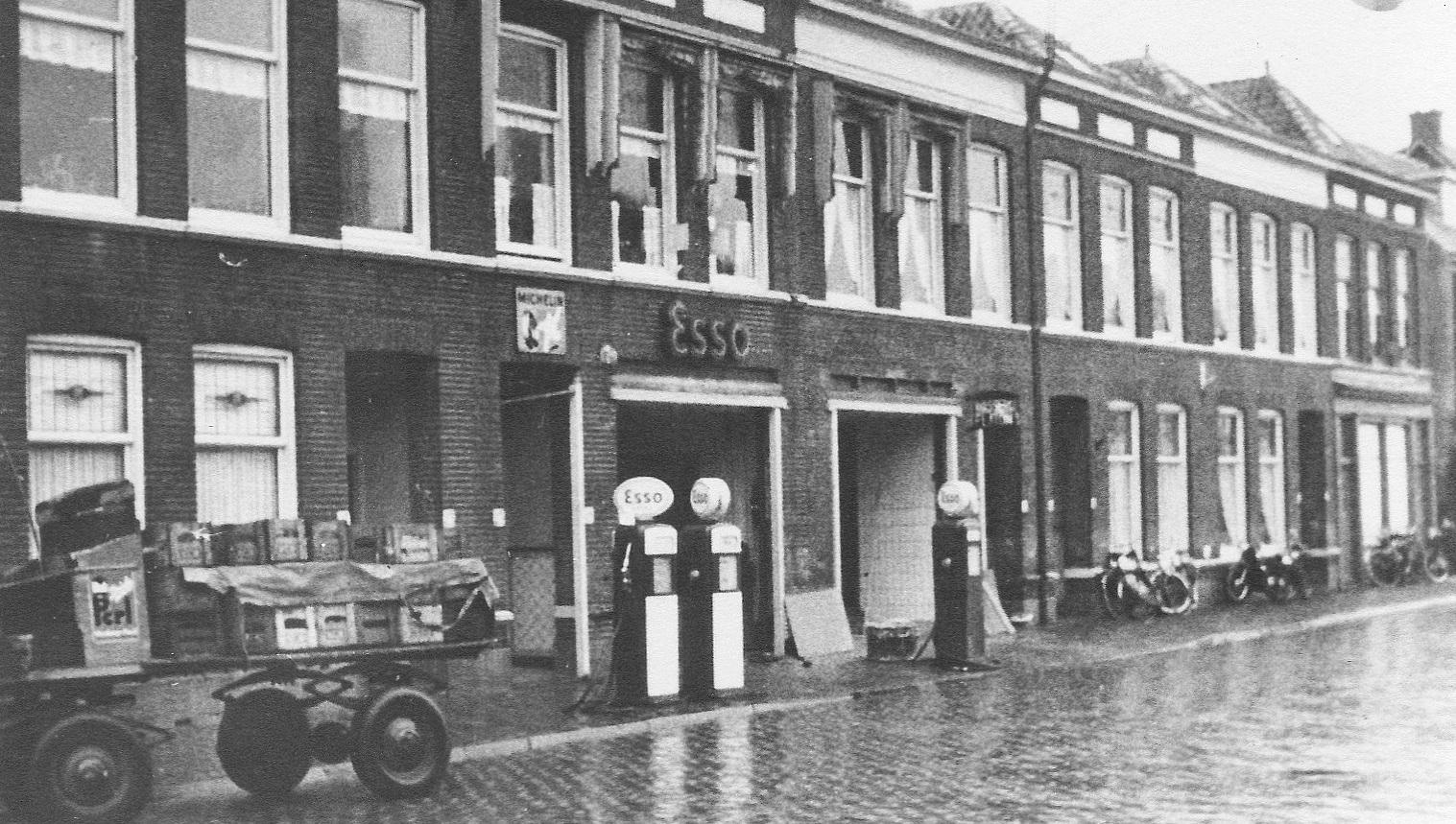 Garage-van-der-Wielen-in-de-Heeswijkstraat-Voorburg---